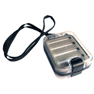 Lanyard Clear Slot Double Sided Box