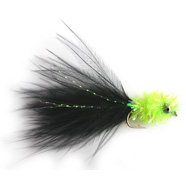 Cats Eyes Black & Lime