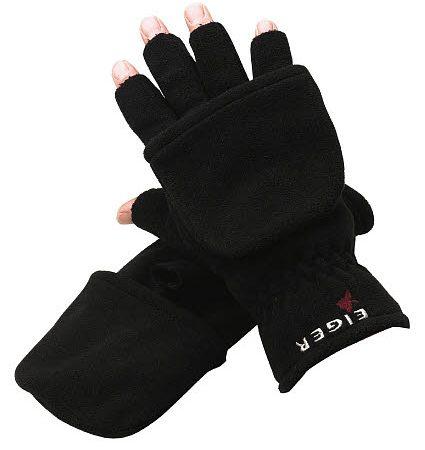 Eiger Fleece Combi Gloves