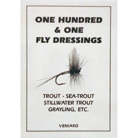 Trout & Graying Flies - Instruction/Dressing Booklet