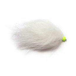 Hot Head White & Lime Apache