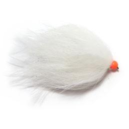 Hot Head White & Orange Apache