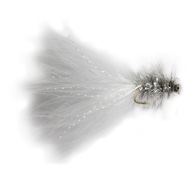 Mini Humungus White & Silver