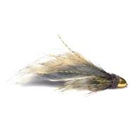 Brass Cone Head Zuddler - Golden Natural