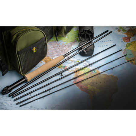 Wychwood Quest V2 Fly Rod