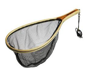 RT Wooden Trout Net