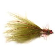 Flashy Red Head Damsel S/S