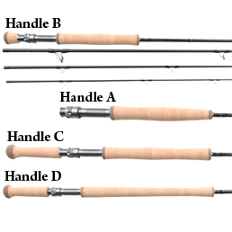 Scierra Surge Fly Rod