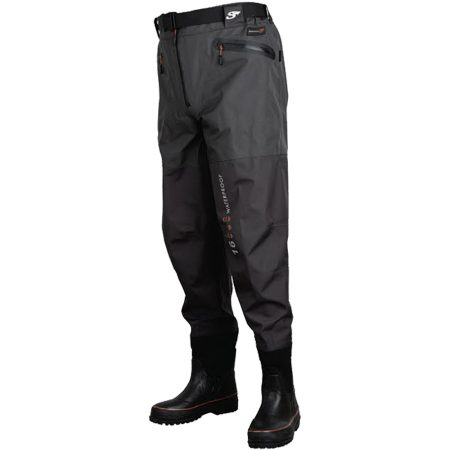 Scierra X-16000 Waist Boot Foot Wader - Cleated