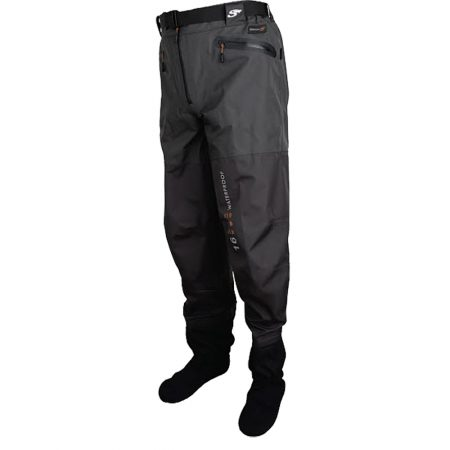 Scierra X-16000 Waist Stocking Foot Wader
