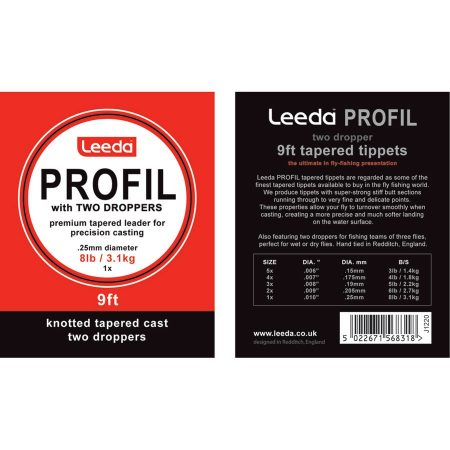Leeda Profil Casts-Wetfly
