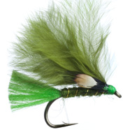 JC Fly JC Olive Hot Tail