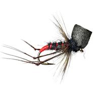 Popper Hopper Black Red Arse