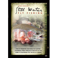 Hywel Morgans Still Water Fly Fishing DVD