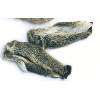 HARE - EAR PAIRS Dyed
