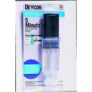 DEVCON 5 minute CLEAR EPOXY