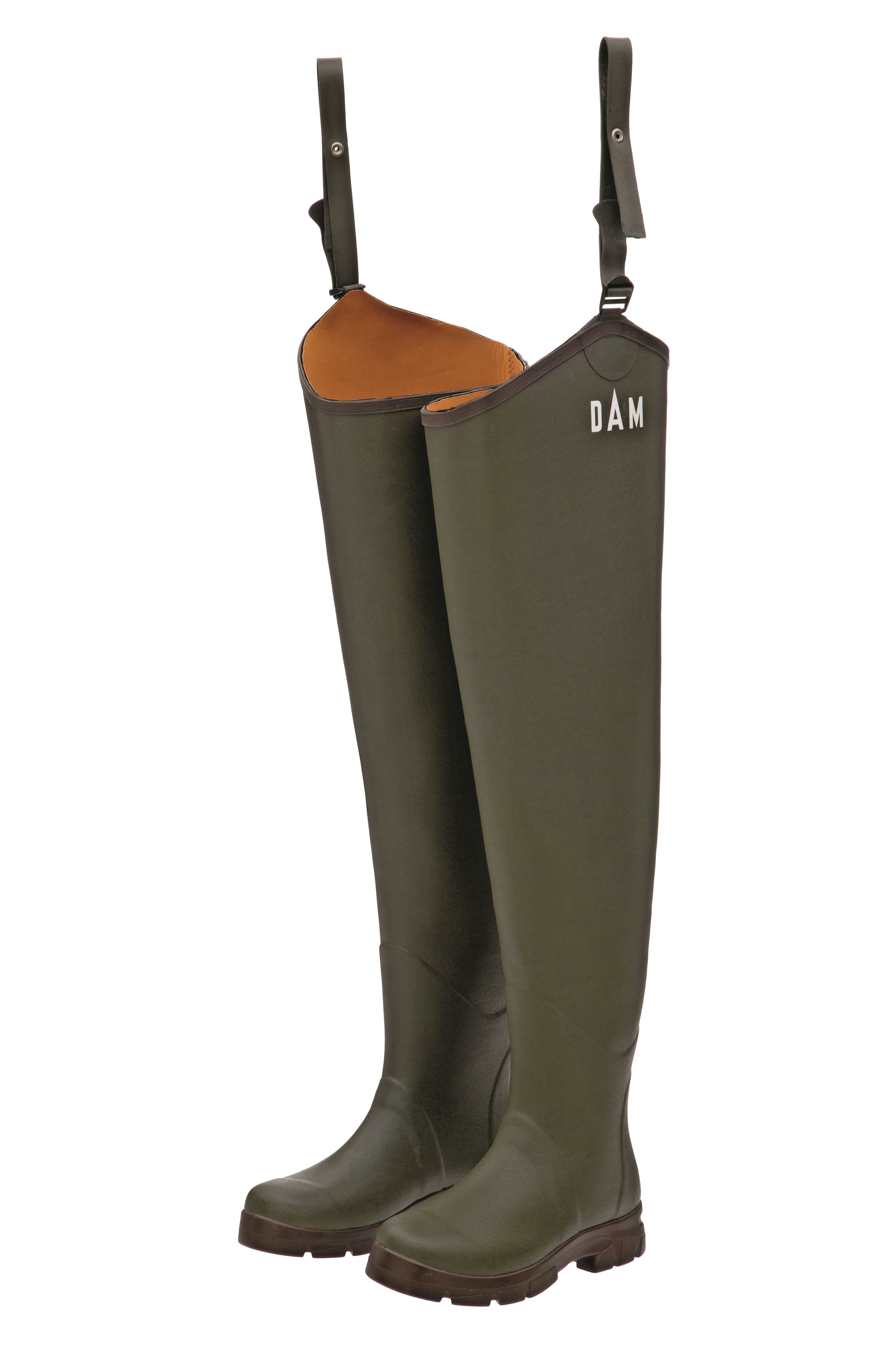 e27cc8b8bac DAM FLEX Rubber Hip Waders